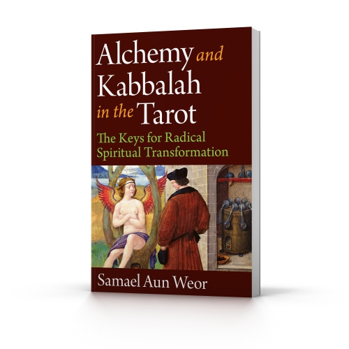 Alchemy and Kabbalah in Tarot