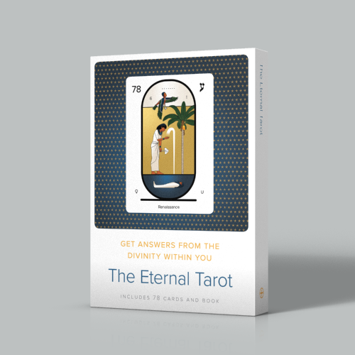 tarot box grey