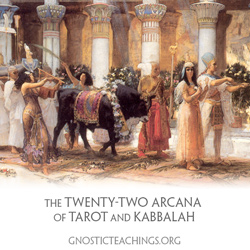 Twenty-two Arcana of Tarot and Kabbalah