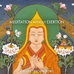 meditation without exertion course