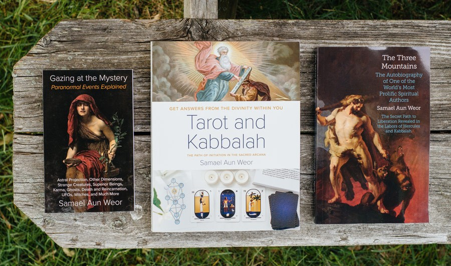 Three New Book Editions and Tarot Deck News