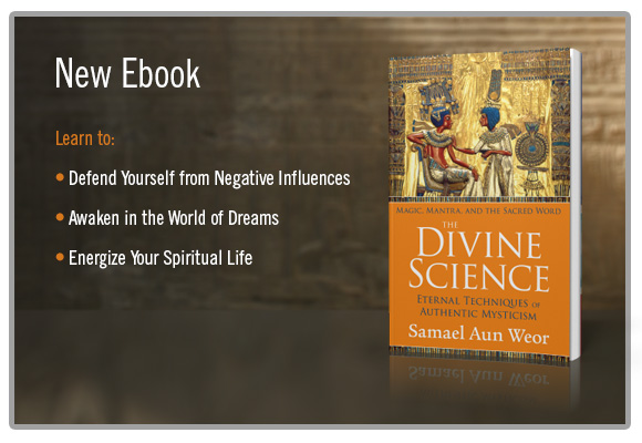 The book The Divine Science by Samael Aun Weor