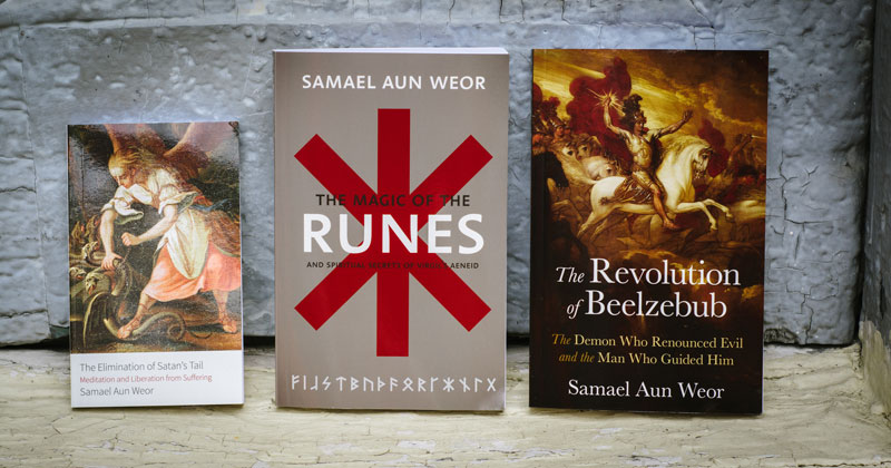 New Editions of Books by Samael Aun Weor
