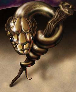 Serpent-of-Brass