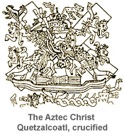quetzalcoatl cross