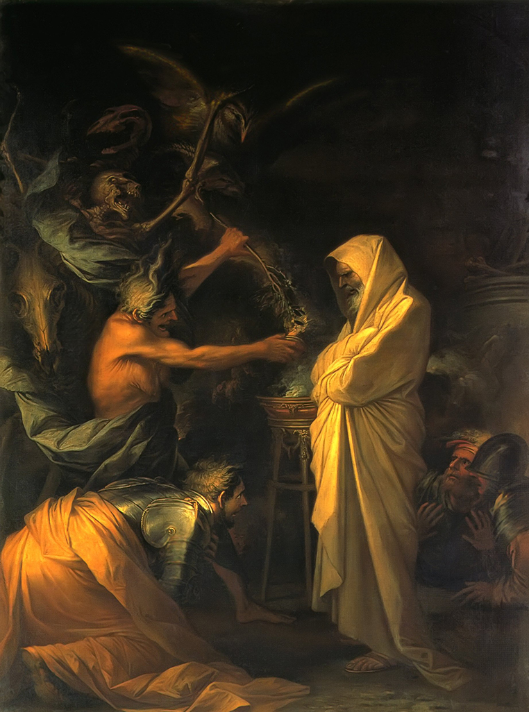 1668 Endor Salvator Rosa