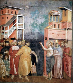 Confirmation of Francis of Assisi