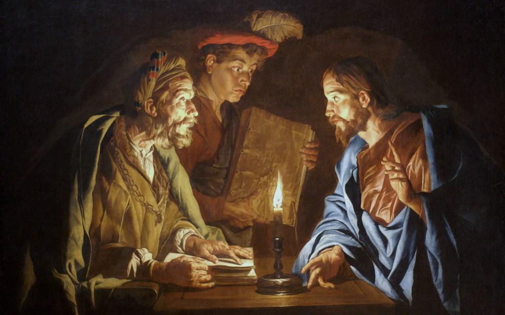Jesus Nicodemus