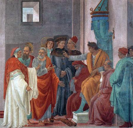 Simon, Peter and Paul