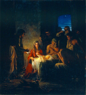 Christ in Bethlehem