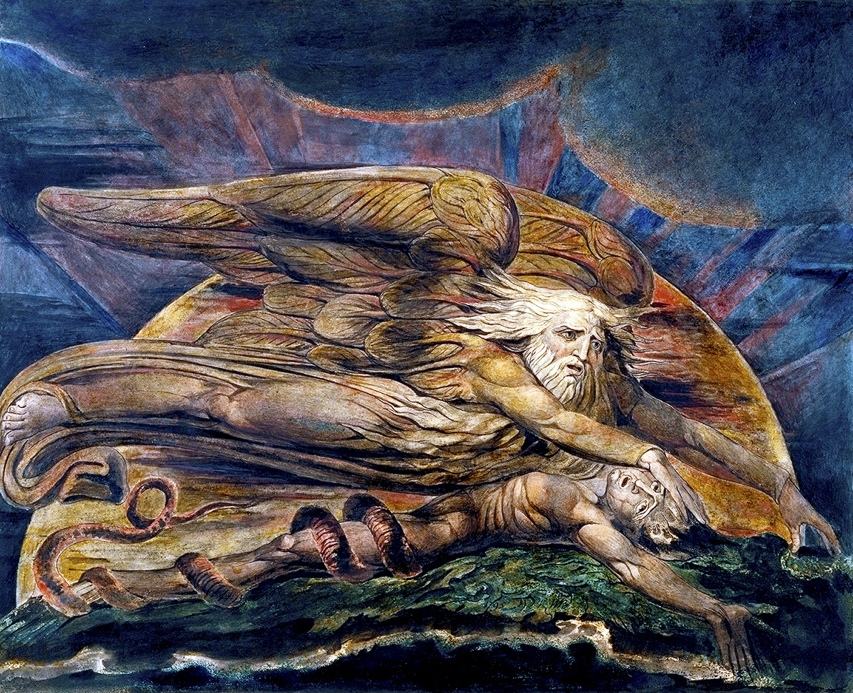 William Blake adam