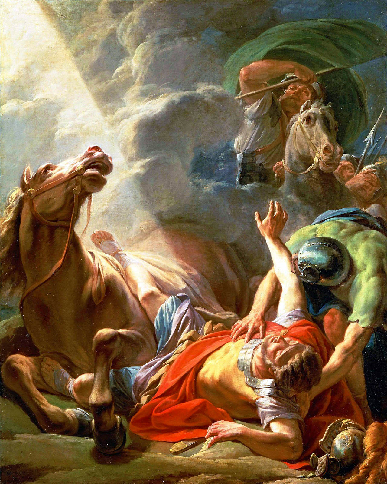 conversion of Saul