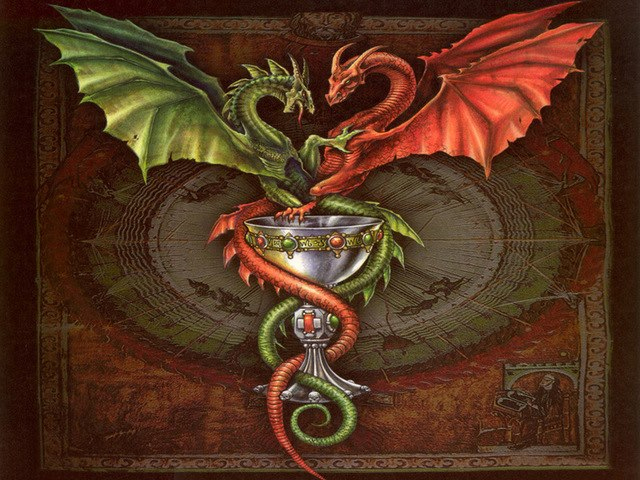 two-dragons