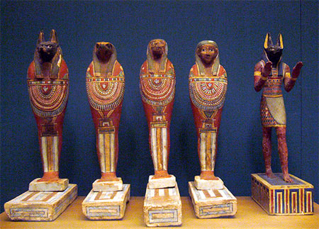 Egyptian archons