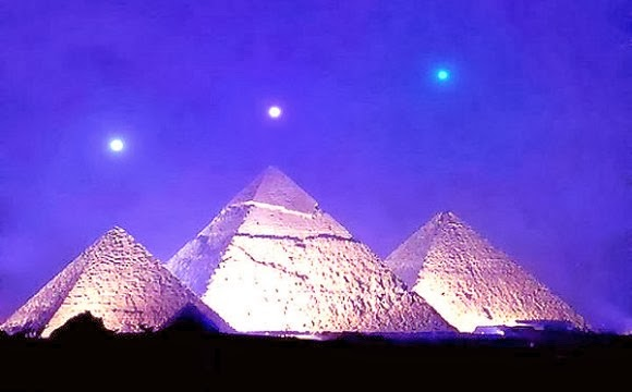 Pyramid Orion