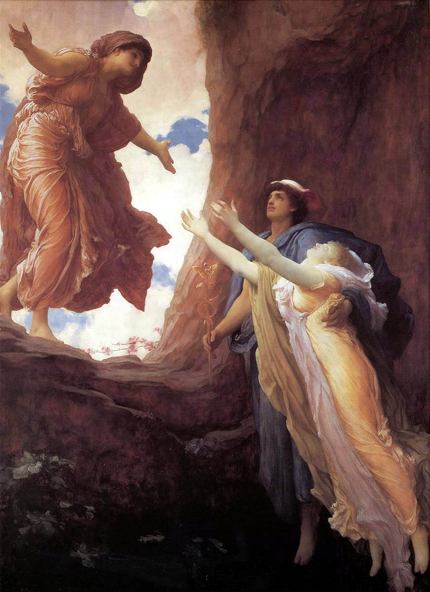 persephone freed