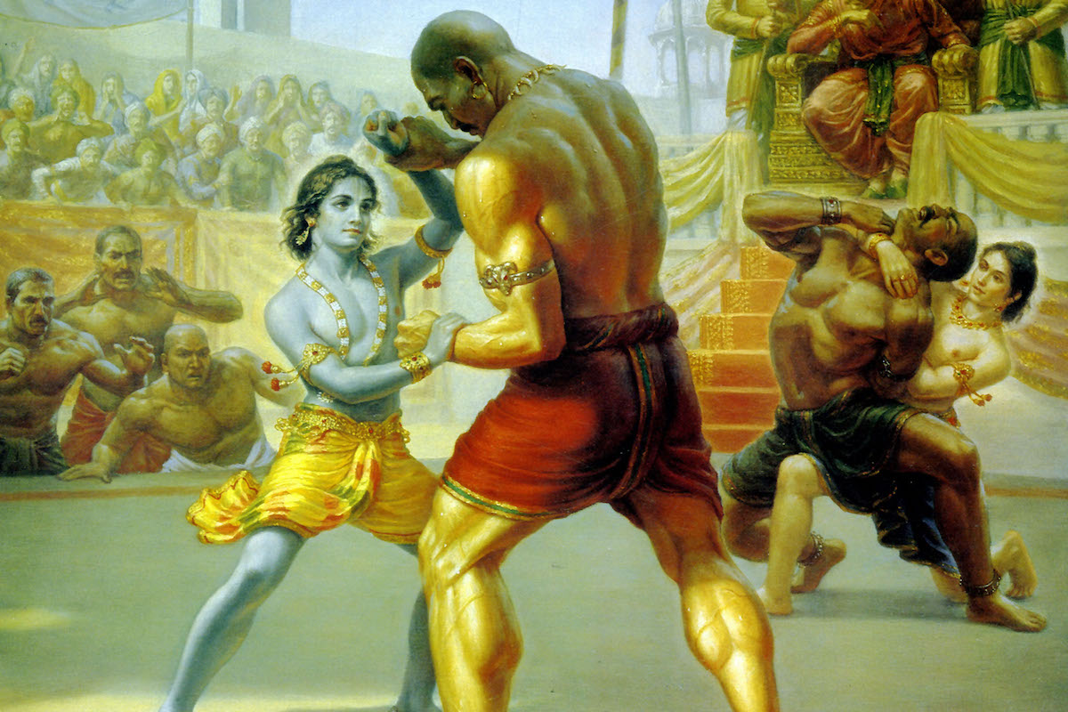 krishna fight2
