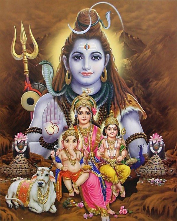 lord-shiva-with-his-family-QM68 l