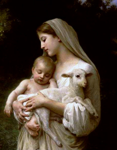 Jesus_Mary_and_lamb
