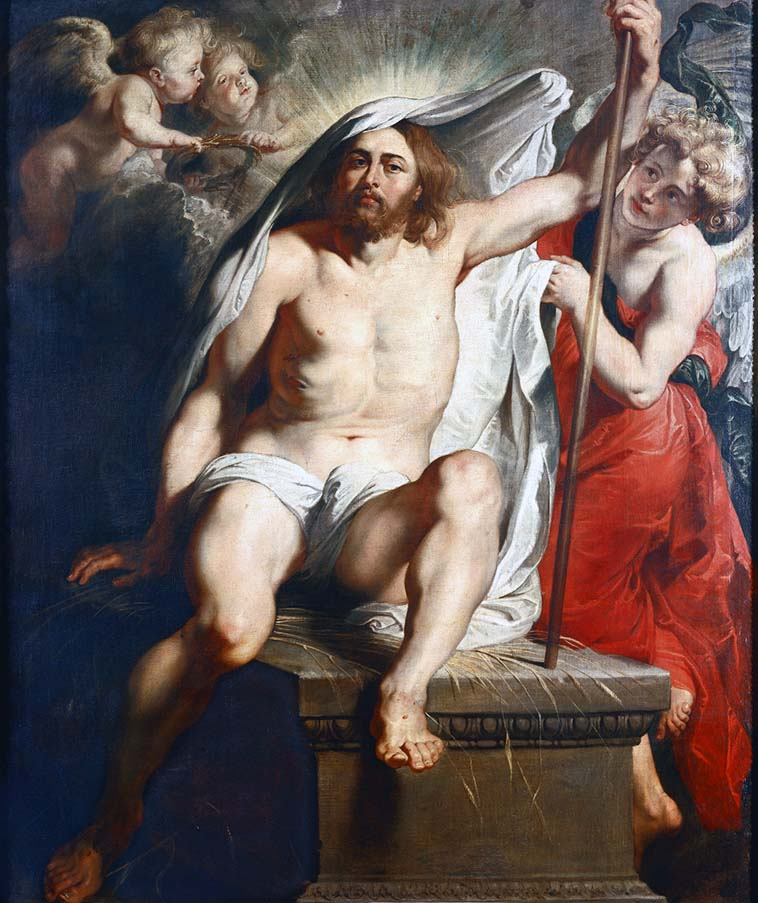 Resurrection Rubens