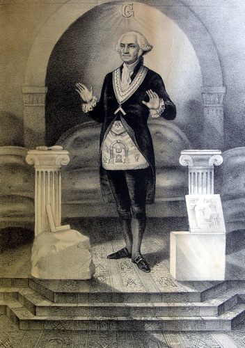 George Washington, Freemason