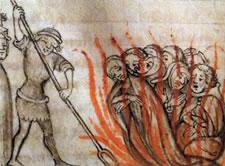 gnostikler yanarken