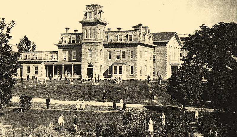 oneida Mansion House 1871