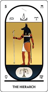 tarot arcanum 5