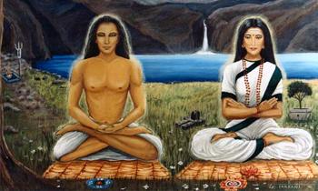 Babaji and Mataji