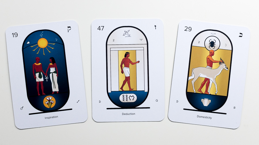 The Eternal Tarot card examples