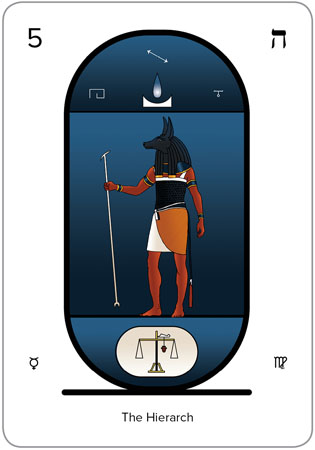 Tarot Arcanum 5: The Hierarch