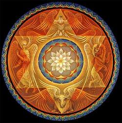 Wheel of Ezekiel