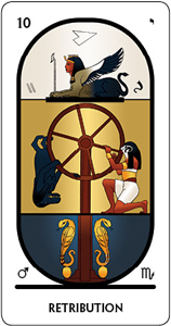 arcanum ten of the tarot