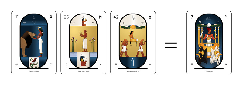 consulting tarot example