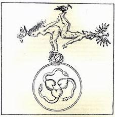 ninth key of Basil Valentine