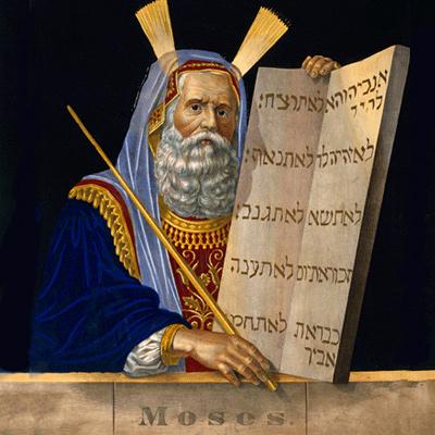 The Perfect Matrimony Moses-1