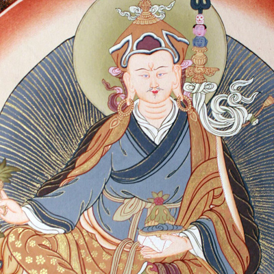 The Perfect Matrimony Padmasambhava